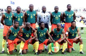 サッカーカメルーン代表