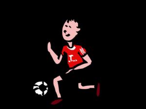 サッカー選手、サカボン管理人