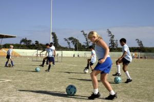 サッカー練習メニュー