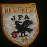 2004年のサッカー審判ワッペン