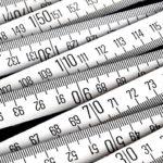 メジャー、距離を測る、9.15mのイメージ