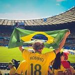 サッカー世界一の国イメージ