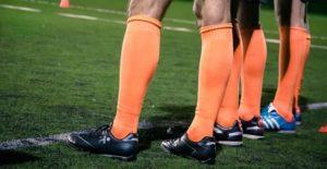 サッカーにおける両利きのイメージ写真