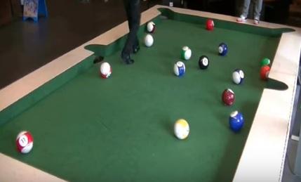 snookball(スヌークボール)・ビリッカー