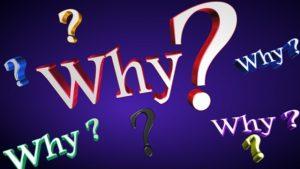 「why:何故」を表す画像