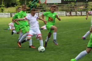 少年サッカーのイメージ画像