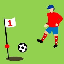 記事「フットゴルフとは」のアイキャッチ画像